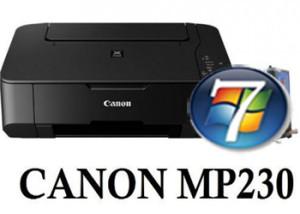 Canon MP230 Driver Windows 7 32-64bit Descarga Gratis