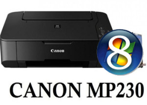 Canon MP230 Driver Windows 8 32-64bit Descarga Gratis