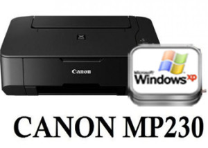 Canon MP230 Driver Windows XP 32-64bit Descarga Gratis