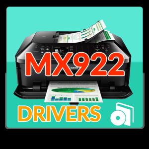 Canon mx922 driver Windows 10
