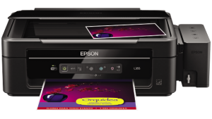 Descargar el Driver Epson L355 Windows 7 64 bits