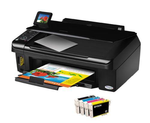impresora epson stylus color 400: