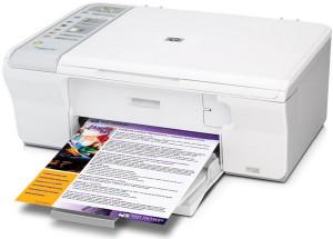 Descargar Controlador Driver de Impresora HP Deskjet F4210