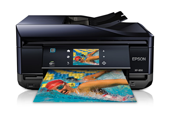 Epson Expression Photo XP-850 Driver