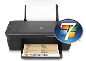 HP Deskjet 1000 Driver Windows 7 Gratis