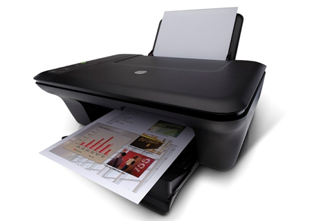 Drivers HP Deskjet 2050 Windows Vista