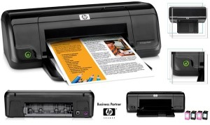 Descargar HP Deskjet D1600 Driver Windows 8