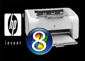 HP Laserjet p1102 Driver Windows 8 32-64bit