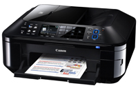 Impresor Canon PIXMA-MS885