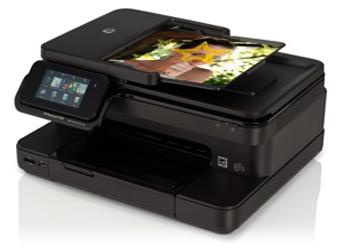 Impresora HP Photosmart 7520