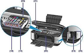 descargar controlador de impresor canon mp630 y manual
