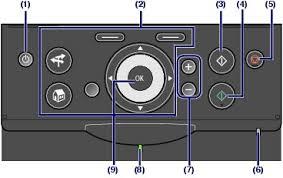 descargar driver de impresor canon mp630 - panel de control