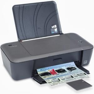 Descargar Drivers HP Deskjet 1000