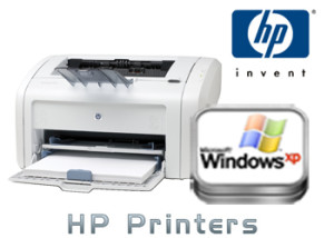 hp laserjet 1018 driver Windows XP 32-64 bits